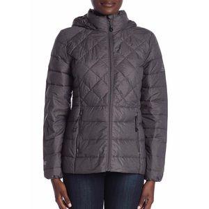 Gerry Grey lightweight hooded jacket